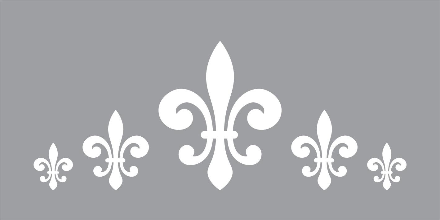 FO23001 Franse lelie